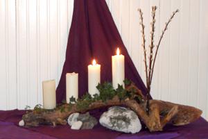 Kerst A-jaar 2e advent stronk van Isai Jesaja 11:1-10