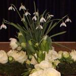 Een kruis vol bloemen thumbnail DSC05352