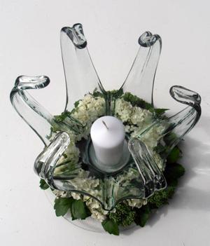 Kroon van glas