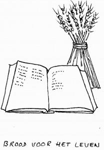 de bijbel open 1 - brood