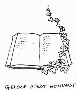 de bijbel open 3 - geloof biedt houvast