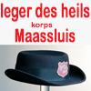 symbool leger des heils (korps Maassluis) 100 breed